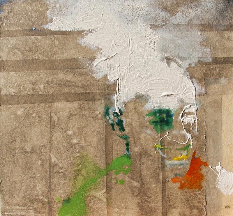 ALESSANDRO_2014 (70 x 70 cm) tecnica mista su tela